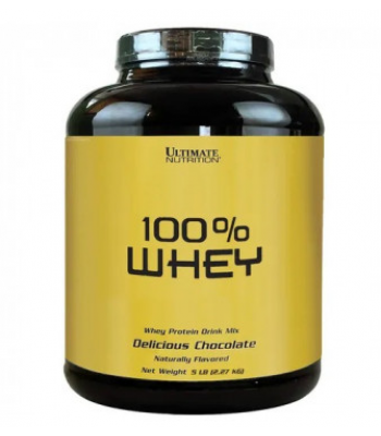 100% Whey (2,2kg) - Ultimate Nutrition