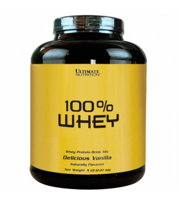 100% Whey Ultimate Nutrition