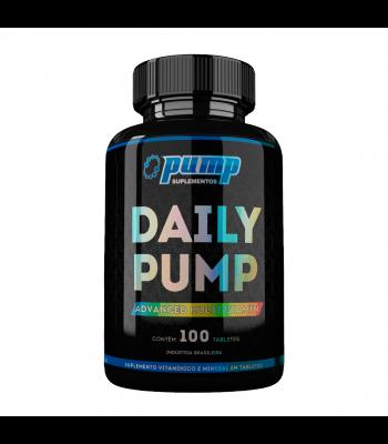 Daily Pump (100 tabs) - Pump Suplementos