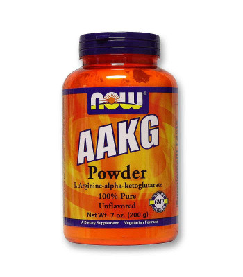 AAKG Pure Powder Now (198gr) – Now Foods