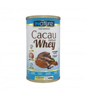 Cacau Nature Whey 55% (420gr) - Nature