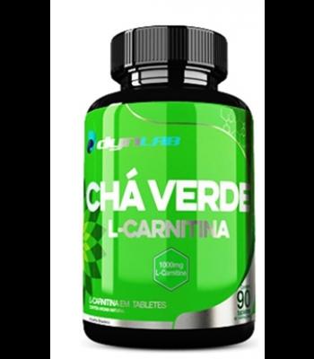 L-Carnitina Chá verde (90 caps) - Dynamic