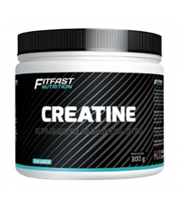 Creatine Pura (300gr) - Fit Fast