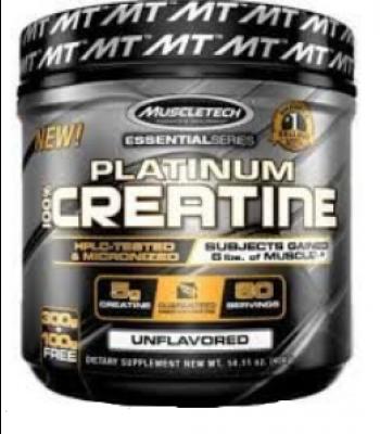 Creatine Platinum - Muscletech