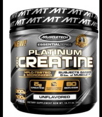 Creatine Platinum (400g) - Muscletech