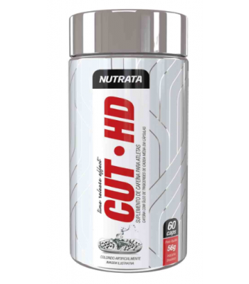 Cut HD (60 caps) - Nutrata