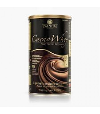 Cacao Whey (900gr) - Essential Nutrition