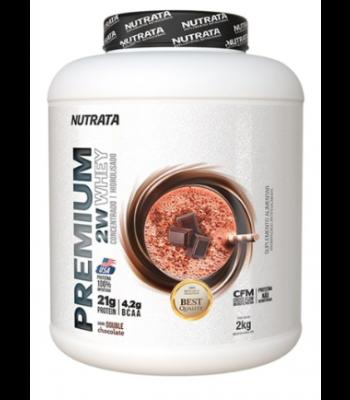 Premium Whey (2kg) - Nutrata