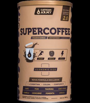 Supercoffee Economic Size (380g) - Caffeine Army