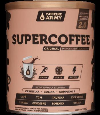 Supercoffee (220g) - Caffeine Army