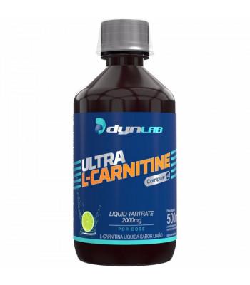 Ultra L-Carnitine (500 ml) - Limão - Dynamic Lab