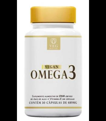 Vegan Omega 3 (30 caps) - Veg Nutrition