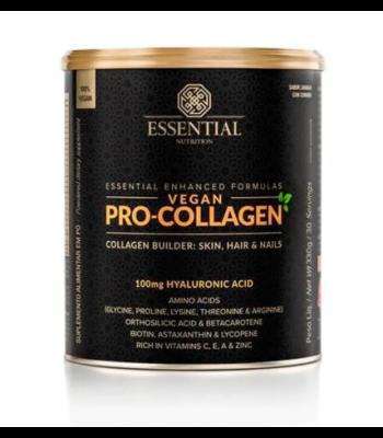 Vegan Pro-Collagen (330gr) - Laranja com Cenoura  - Essential Nutrition
