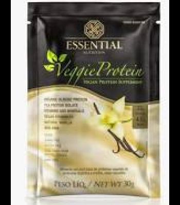 Veggie Protein Sachê (30gr) - Vanilla - Essential Nutrition