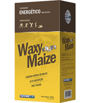 Waxy Maize (1kg) - Dynamic Lab