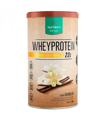 Whey Protein Nutrify (450gr) - Nutrify
