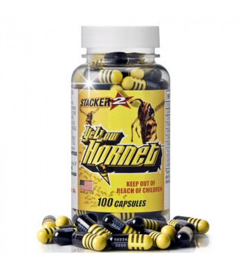 Yellow Hornet (100 caps) - Stacker2