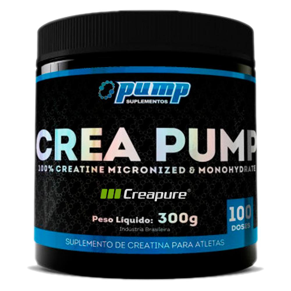 Crea Pump - Creapure (300gr) - Pump Suplementos