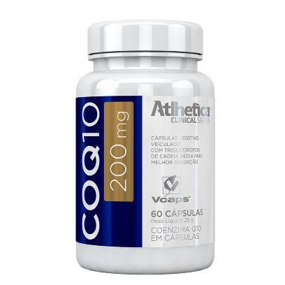 Coq 10 (60 caps) - 200 mg - Atlhetica