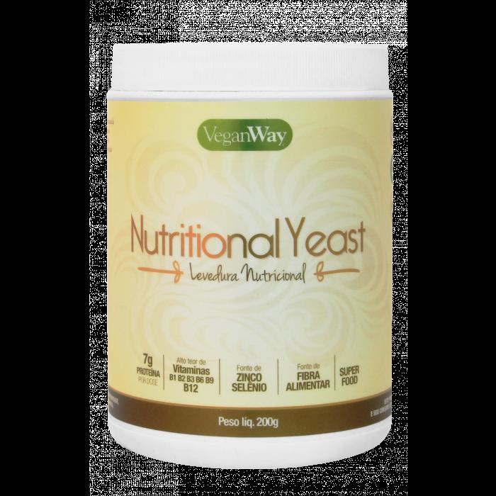 Nutritional Yeast (200gr) - Vegan Way