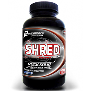 Shred Performance (90 tabs) – Performance Nutrition