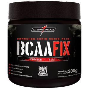 BCAA Fix Powder (300g) - Integralmédica