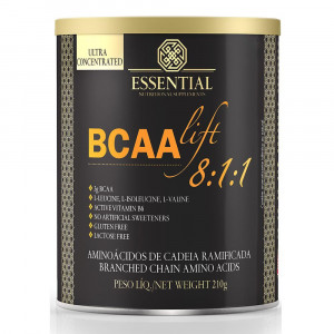 BCAA Lift 8:1:1 (210gr) - Essential Nutrition