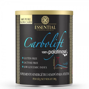 Carbolift 100% Palatinosa – Essential Nutrition
