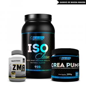 Combo Ganho de Massa Muscular Premium 3