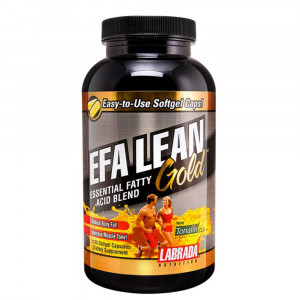 EFA Lean Gold (180 soft caps) – Labrada Nutrition