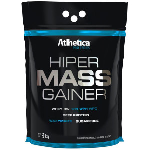 Hiper Mass Gainer Pro Series (3kg) - Atlhetica