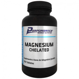 Magnesium Chelated (100 tabs) – Performance Nutrition