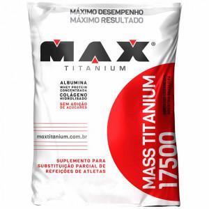 Mass Titanium (3kg) – Max Titanium