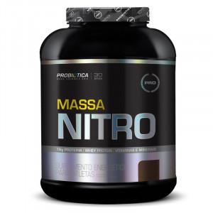 Massa Nitro NO2 (3kg) - Probiótica