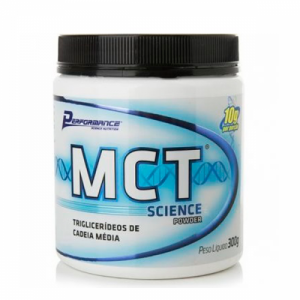 MCT Science Powder (300gr) – Performance Nutrition