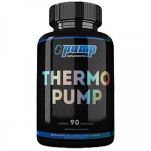 Thermo Pump (90 caps) - Pump Suplementos