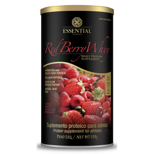 Red Berry Whey (510gr) - Essential Nutrition