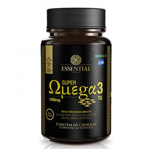 Super Ômega 3 TG - Essential Nutrition