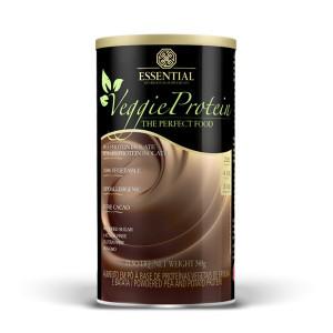 Veggie Protein (540gr) - Cacao - Essential Nutrition