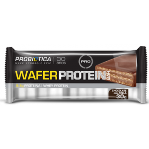 Wafer Protein Bar (30g - 01 UNID) - Probiótica