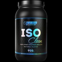 Iso Clean (900gr) - Natural - Pump Suplementos