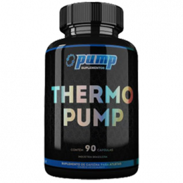 Thermo Pump (90 caps) - Pump Suplementos