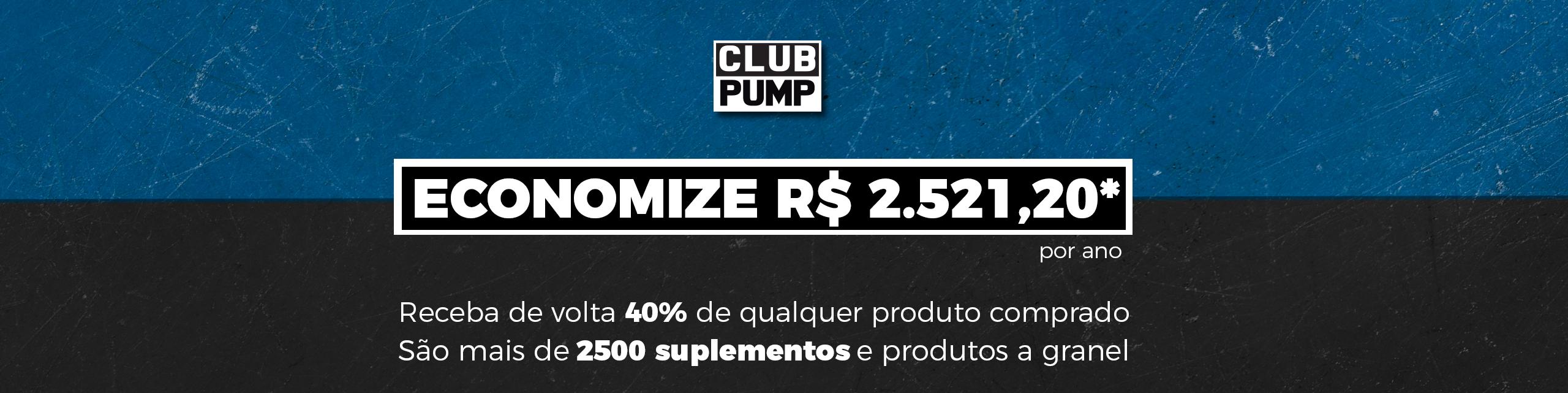 Club Pump - Economize
