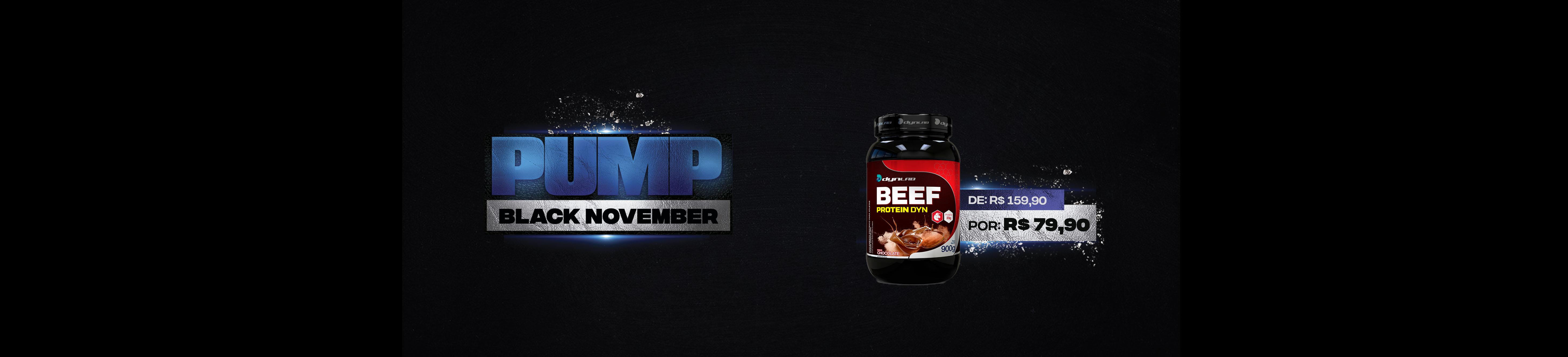 Black November - Beef Protein