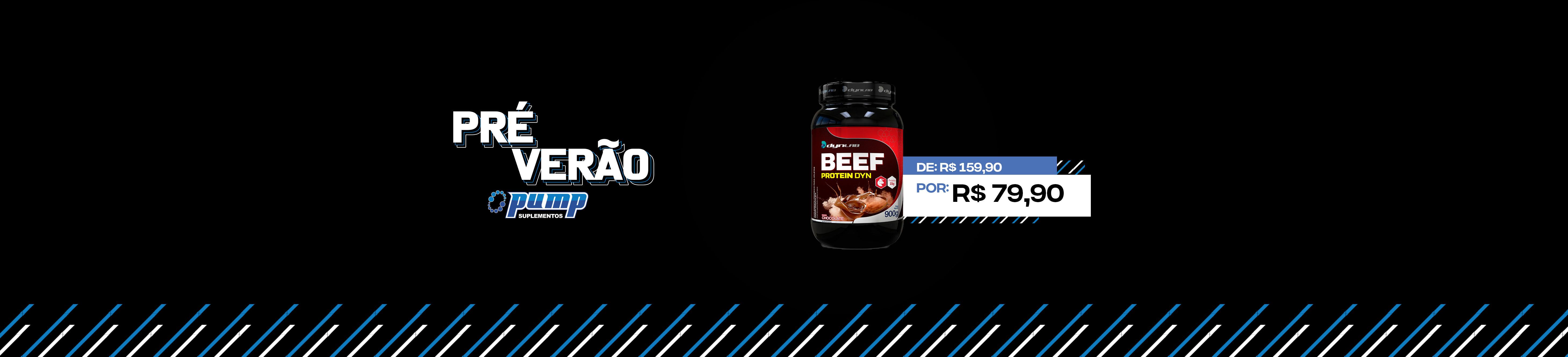 PRÉ VERÃO - Beef Protein Dyn