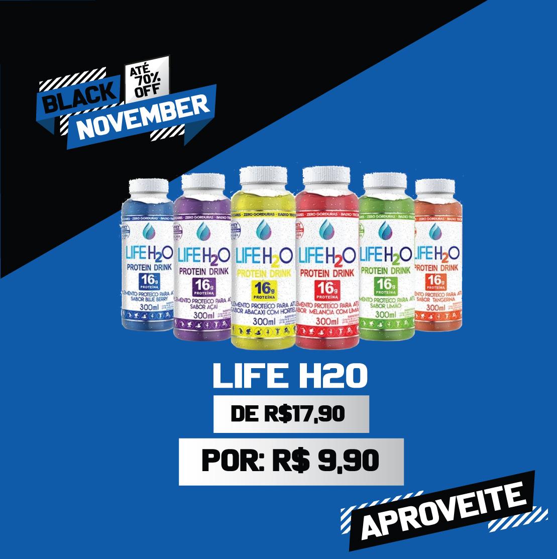 Life H20 - R$ 17,90 por R$ 9,90