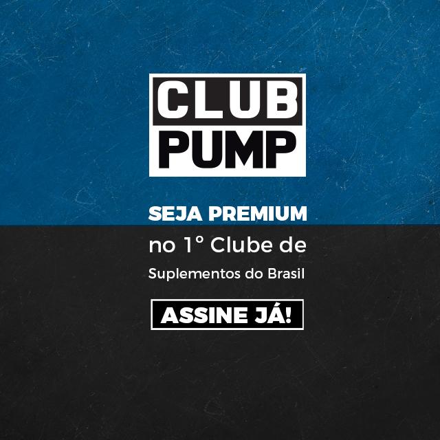 Club Pump - Seja Premium