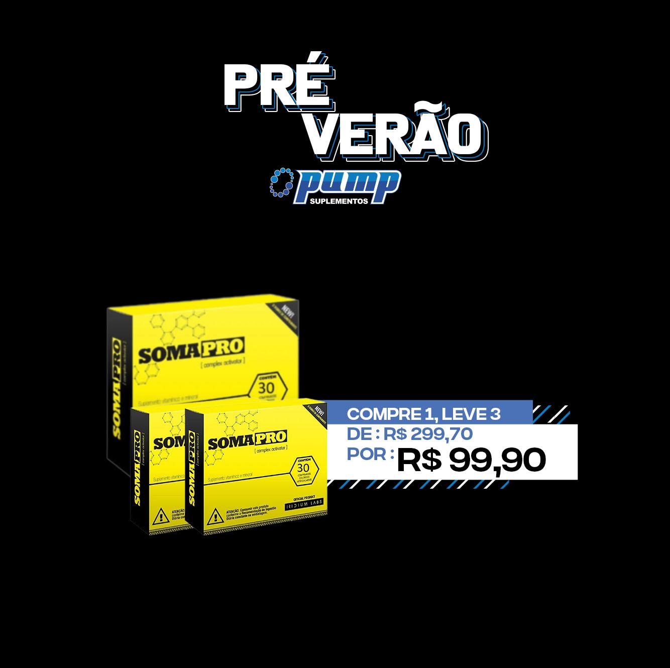 PRÉ VERÃO - Somapro