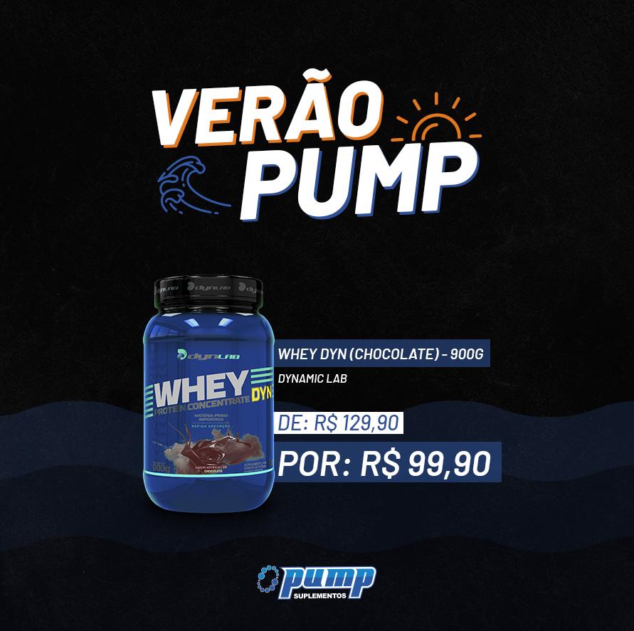 Verão Pump - Whey Dyn