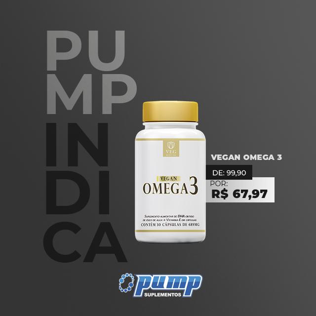 #Pump Indica (Omega 3)